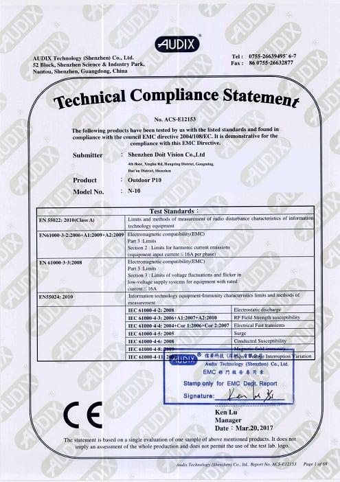 Certificación 5
