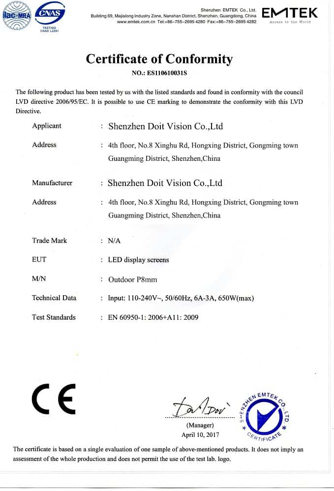 Certificación 4