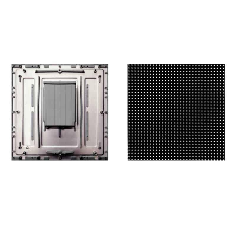 Pantalla LED para exteriores IP68 1